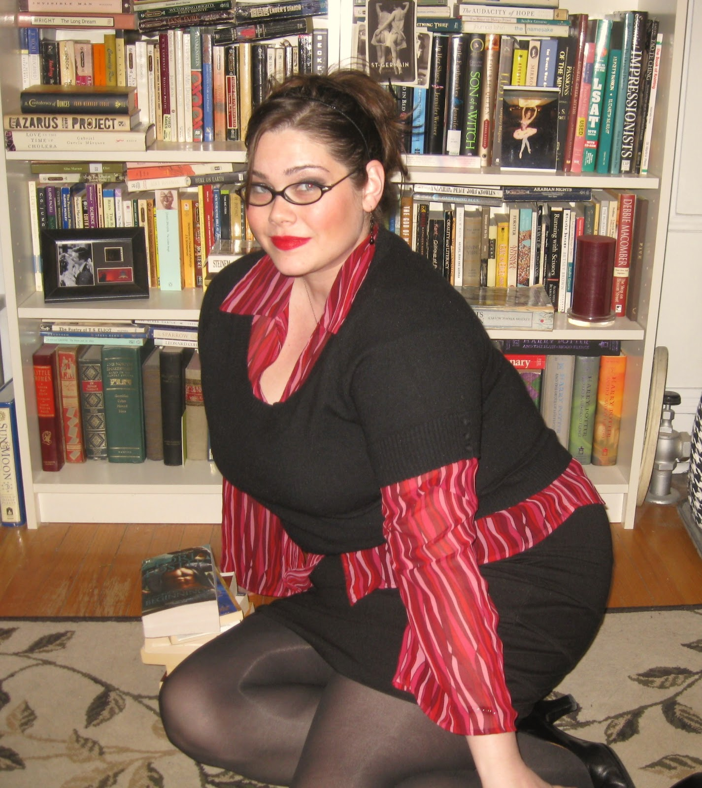 Librarian Fashion Blog